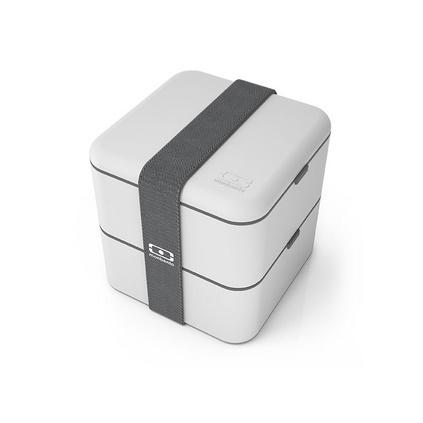 Monbento 原創雙層方形分格微波爐便當盒日式飯盒  定制