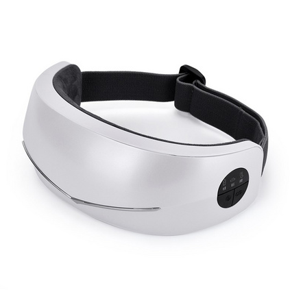 OOLALA眼部按摩儀 OL-2024 智能眼部按摩器循環氣囊揉壓穴位智能溫控按摩儀定制