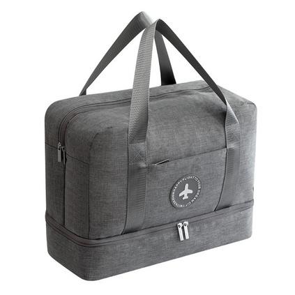 新款多功能干濕分離旅行包大容量防水健身包收納洗漱包  定制