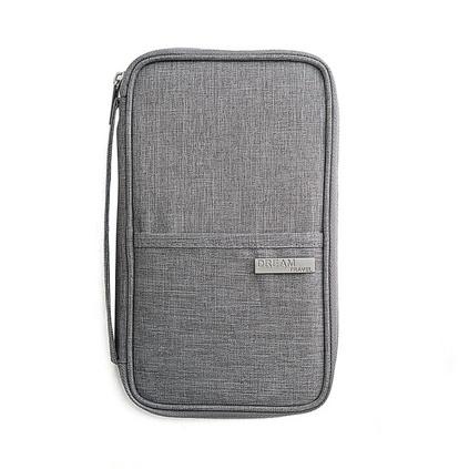 新款多功能旅行護照包 便攜出國旅行證件卡包防水防塵   定制
