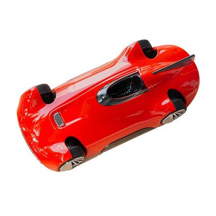 跑車香薰車內除味擺件車載固體香水車用香水香膏植物萃取固態香薰定制