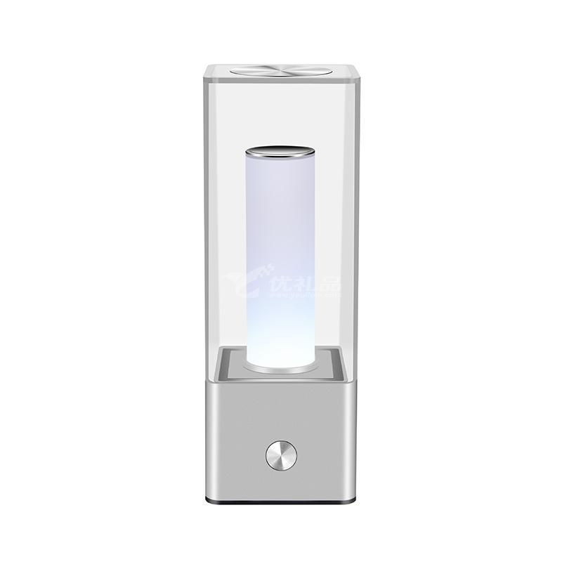 摩尼寶LED臺燈觸控式無極變光8色彩色床頭燈工作燈定制