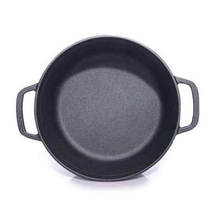 Dirk 鑄鐵琺瑯鍋 DK-1008 24cm琺瑯鍋家用廚房鑄鐵鍋煲湯燉鍋圓形鍋定制