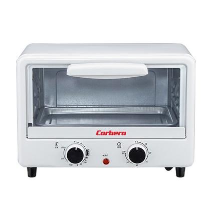 Corbero 科尔贝洛 立式电烤箱多功能全自动家用烘焙小型烤箱烘干迷你干果机蛋糕披萨电烤箱定制