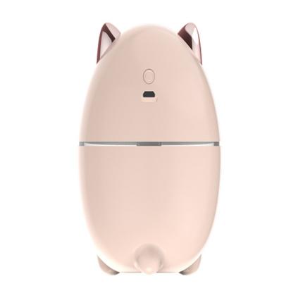 嘟嘟貓加濕器 KR-BL006 多功能香薰便攜車載USB萌寵加濕器空氣凈化迷你靜音噴霧器定制