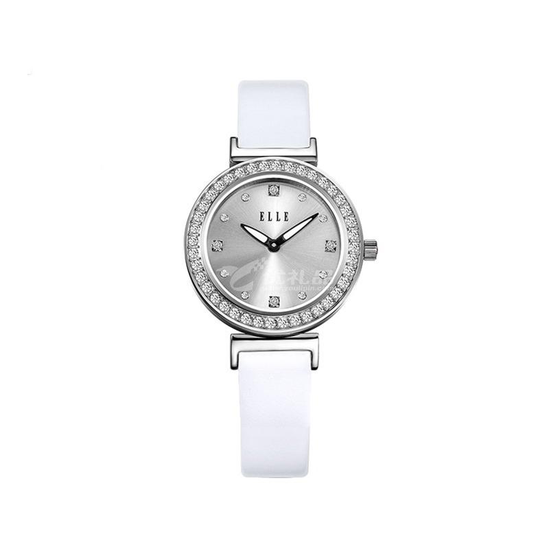 ELLE時尚優雅實用美觀石英女式手表定制
