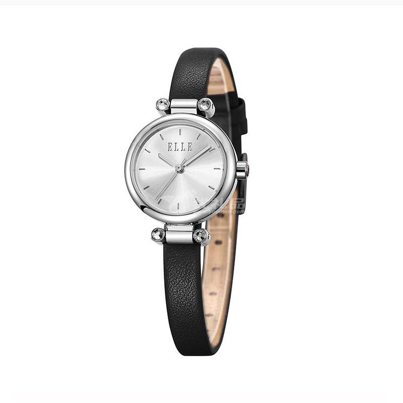 ELLE百搭時尚法式經典鑲鉆簡約氣質女士腕表定制