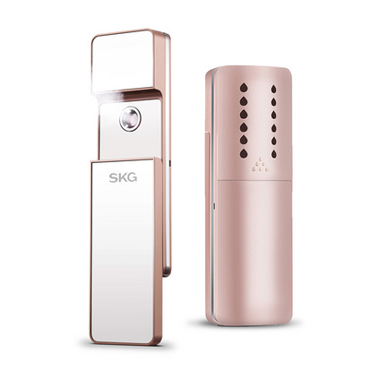SKG3115納米噴霧補水儀保濕便攜充電冷噴手持臉部加濕器美容儀器定制
