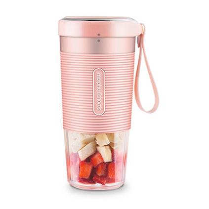 摩飞 MR9600 充电便携式榨汁机家用水果小型榨汁杯电动迷你果汁机定制