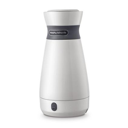 摩飛 MR6080 便攜水壺旅行燒水壺便攜式真空保溫一體家用小型不銹鋼電熱水壺定制