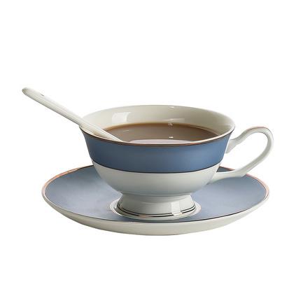 朵彩咖啡杯碟套裝 DC-301K 輕奢咖啡杯套裝定制