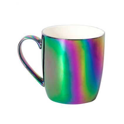 北歐ins風馬克杯子套裝禮品 創意珍珠釉陶瓷杯情侶咖啡對杯定制