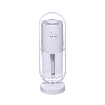 創意投影燈負離子迷你加濕器 魔影空氣凈化器保濕補水空氣加濕器定制