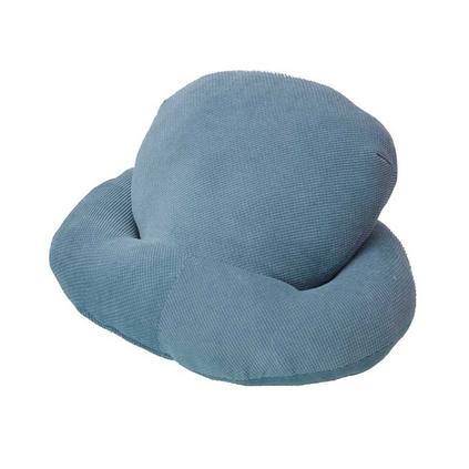 學生趴趴枕午睡枕 辦公室午睡毛絨燈芯絨靠枕定制