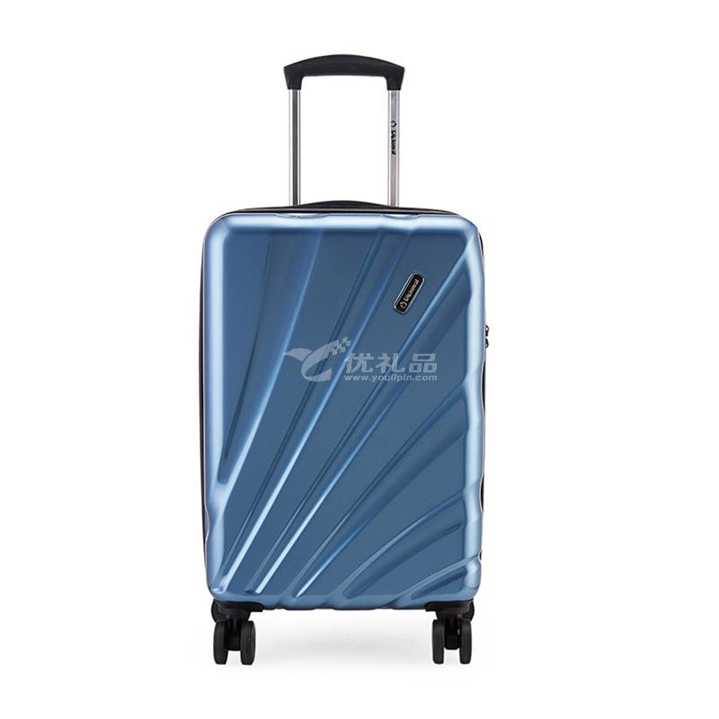 Diplomat外交官時尚亮面拉桿箱 HM-6302 20英寸旅行箱行李箱定制