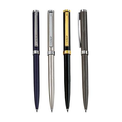 Delgado纖細款 金屬圓珠筆按動圓珠筆金屬圓珠筆芯寶珠筆定制