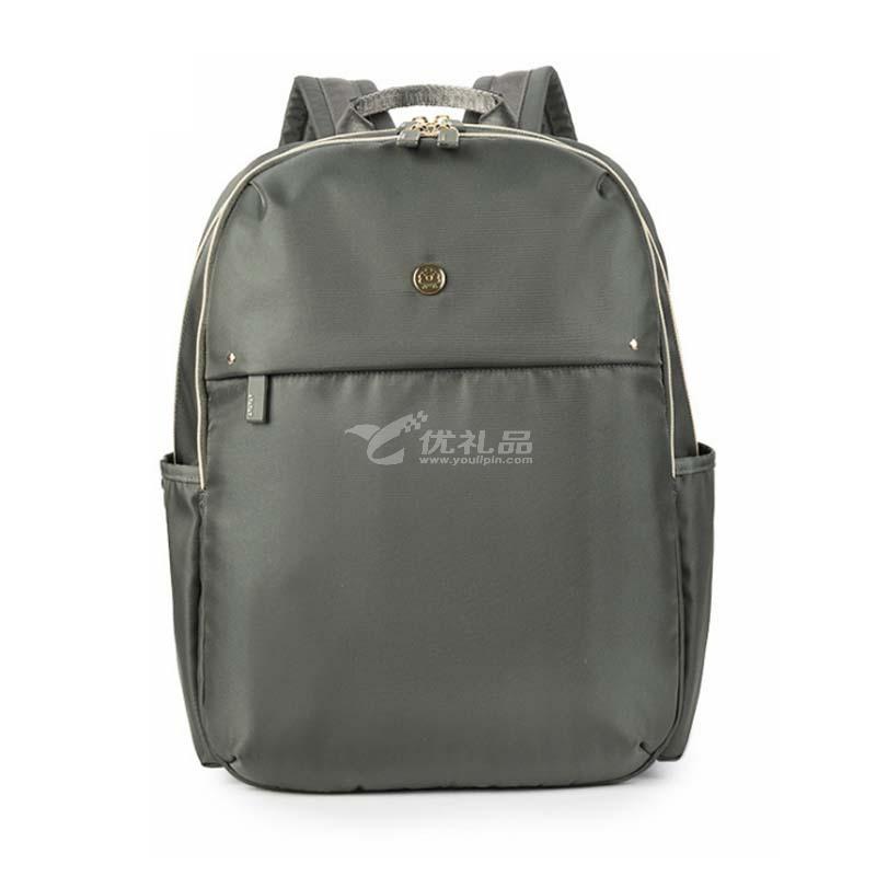 休閑雙肩背包學生電腦包運動防潑水旅行包定制