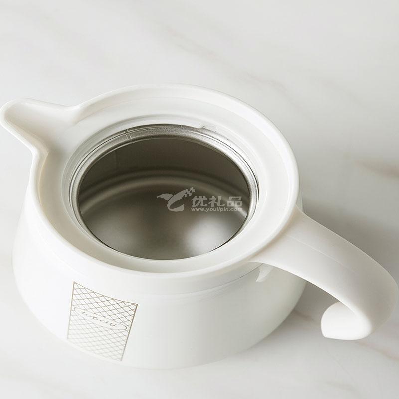 西点休闲时光套装保温壶茶具套装定制