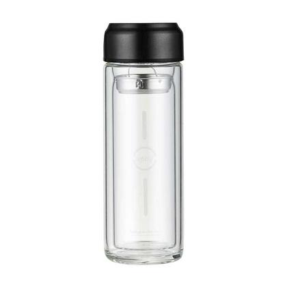 德斯玻璃杯雙層加厚玻璃杯定制