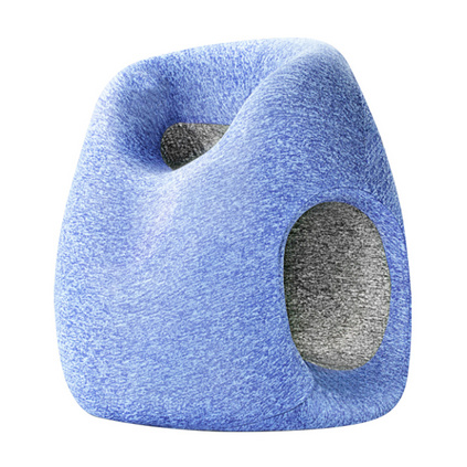 花色(stylor)格格爱上班树洞午睡枕经典款 时尚办公室颈枕午睡趴枕定制