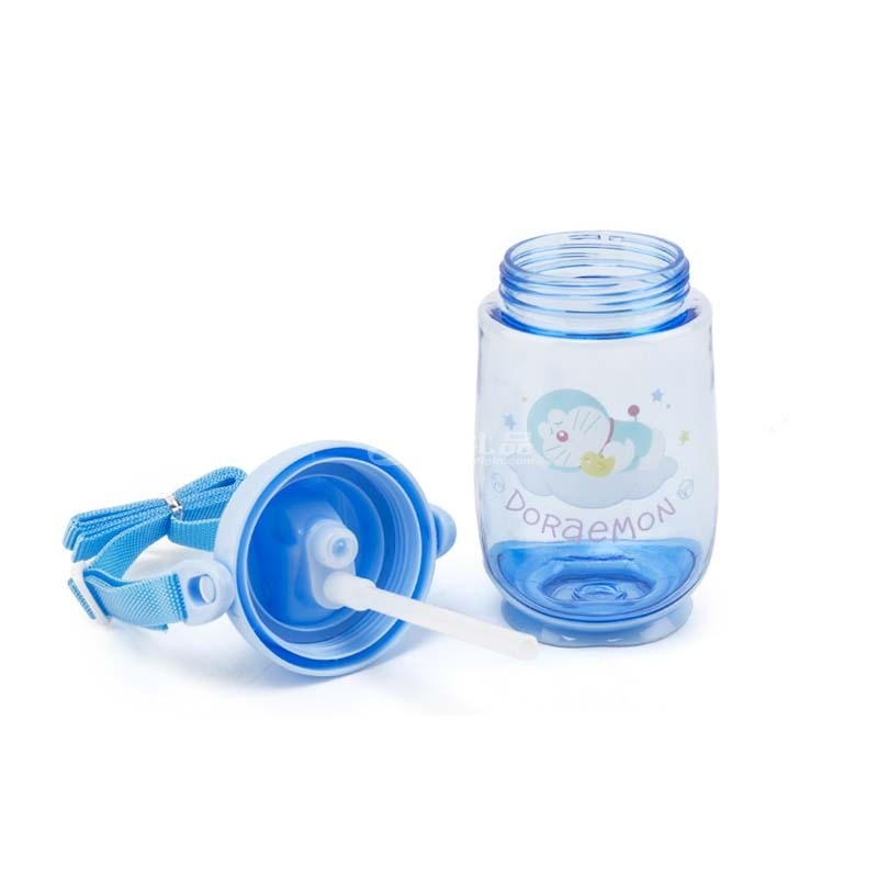 哆啦A夢DM-2641 星夢吸管杯幼兒園卡通喝水杯定制