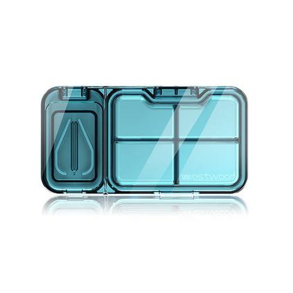 TP-004 Westwood切药器药盒 便携药盒随身携带 药品药片收纳盒定制