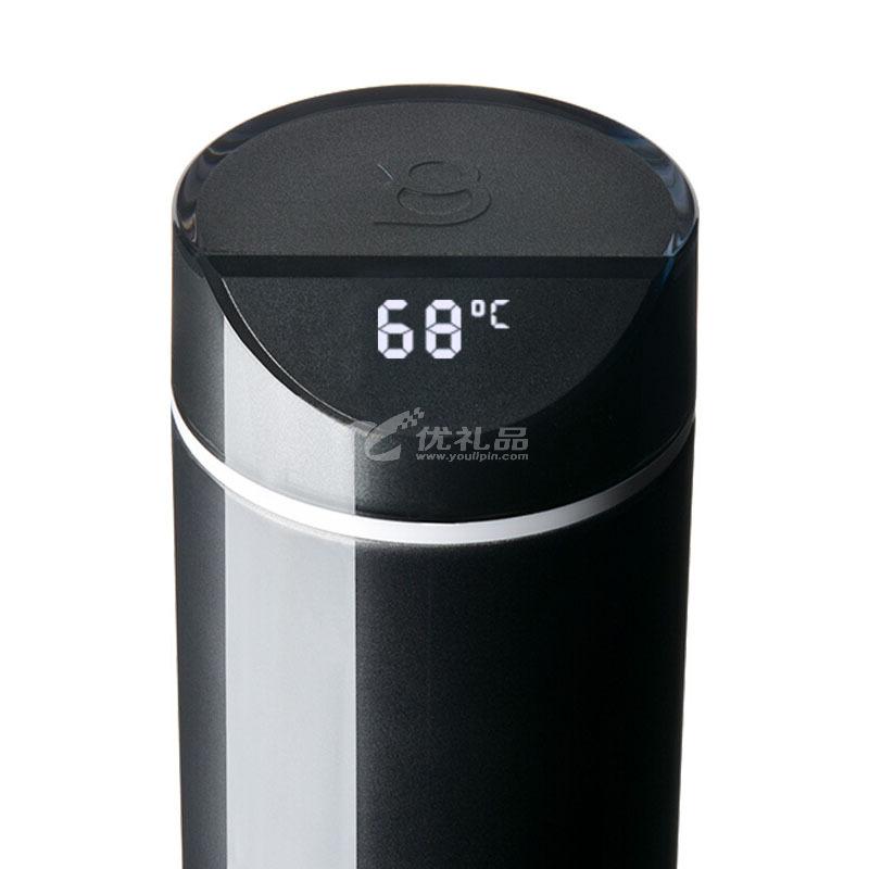 知更 Touch溫度杯智能顯示水溫創意禮品車載便攜保溫杯定制