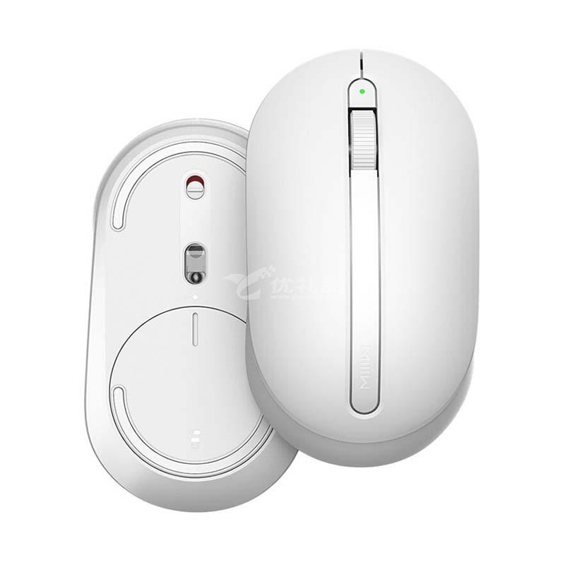 米物(MIIIW)办公鼠标便携无线鼠标商务笔记本鼠标定制