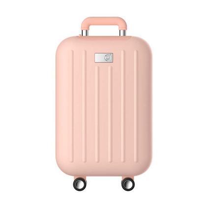 創意行李箱暖手寶充電便攜式大容量充電寶旅行箱暖手器定制