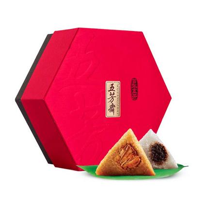 五芳斋 百年五芳礼盒粽定制1800g