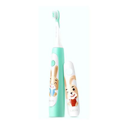 小米有品 素士兒童電動牙刷 軟膠刷頭 APP趣味教學 家用旅行便攜防水聲波電動牙刷定制