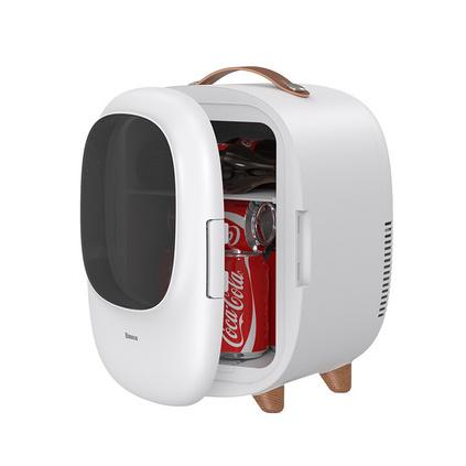 倍思 零度空间专属冰箱 小型宿舍制冷车家两用迷你冰箱定制