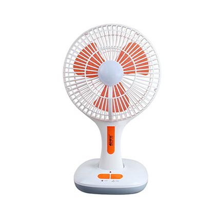 康铭 太阳能风扇 静音台式电扇 多功能折叠风扇(风扇+小夜灯)定制