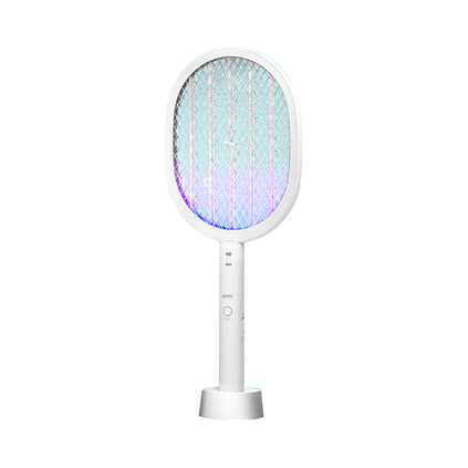 康銘 充電式蚊燈蚊拍二合一鋰電安全滅蚊 高品質二合一滅蚊燈(拍)定制