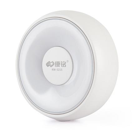 康銘(KANGMING)LED光控智能小夜燈喂奶燈 KM-5215 節能燈定制
