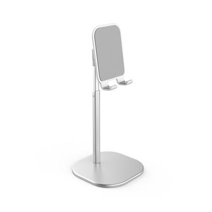 鋁合金懶人桌面手機支架 平板ipad支架 可伸縮網課直播手機支架定制