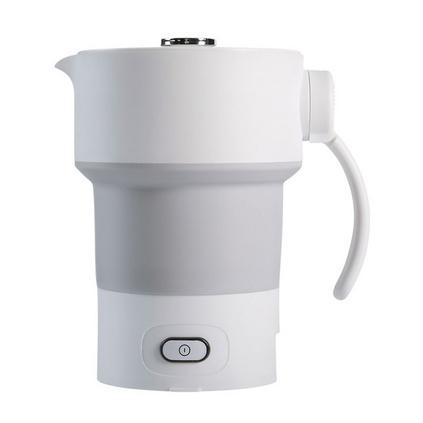 恒温折叠水壶旅行电热水壶迷你便携式烧水壶按键款定制