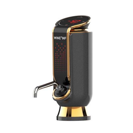 電子保鮮醒酒器電動保鮮自動醒酒酒具高檔紅酒醒酒器定制