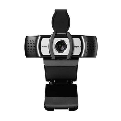 羅技(Logitech)C930c 電腦網絡USB直播會議視頻通話在線教育免驅高清攝像頭定制
