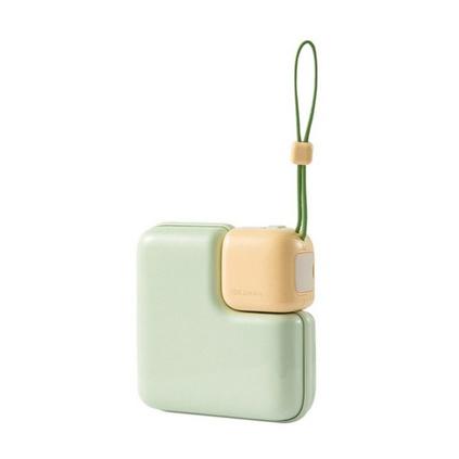 iDeaman方糖暖手寶 商旅多功能便攜充電寶暖寶寶迷你可愛USB大容量移動電源定制