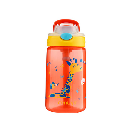 美国康迪克(contigo)进口儿童吸管小发明家运动杯子定制