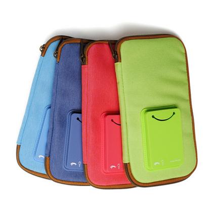 商務護照包證件收納包便攜卡包護照夾整理袋定制