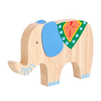 木制彩棒儿童益智玩具大象平衡木叠高亲子游戏玩具定制