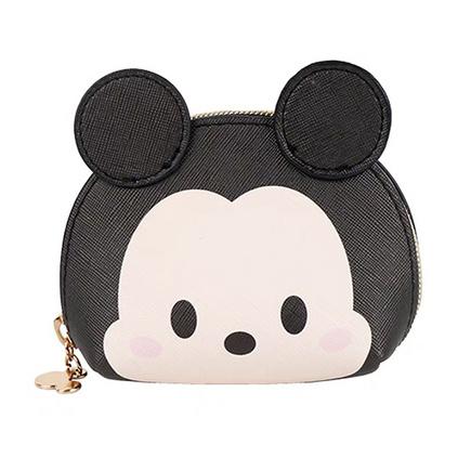 迪士尼米奇米妮卡通唐老鸭包包可爱毛绒斜挎包卡包零钱包定制