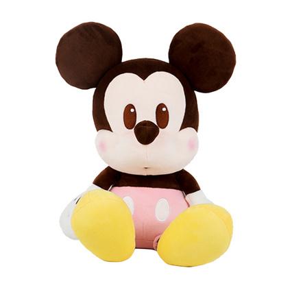 正版唐老鸭黛西公仔毛绒玩具可爱米奇米妮玩偶布娃娃公仔定制