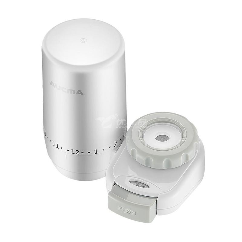 澳柯玛(AUCMA)AU-12(BL01)水龙头净水器厨房家用过滤器定制