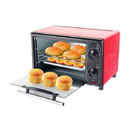 方舟厨房迷你电烤箱 HF-12 家用烘焙12升小型多功能电烤箱定制