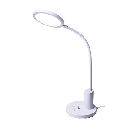 方舟國AA級學習護眼臺燈 FDL-H669A 觸控可調節燈光定時臺燈定制