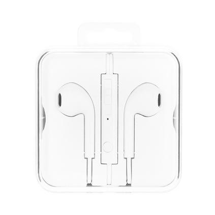 MINISO名創優品 立體聲耳機 個性入耳式手機電腦有線通用耳機定制