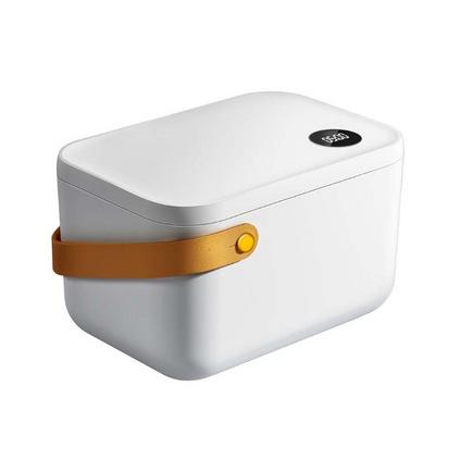 新款紫外線家用消毒盒 UV燈管多功能玩具奶瓶衣物手機便攜殺菌盒定制